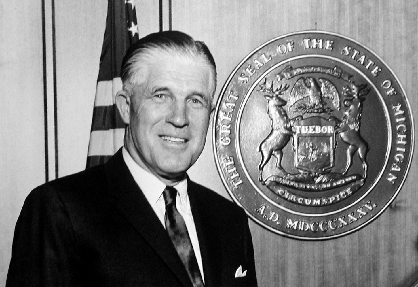 Image result for governor george romney photo