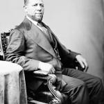 Hiram Revels is appointed by the Mississippi state house to fill the voided seat of Jefferson Davis in 1870, thus becoming the first black U.S. Senator. It would be the high water mark for black suffrage.